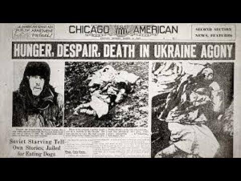 Harvest of Despair -- The 1933 Ukrainian Holodomor Famine Genocide [Full Documentary]