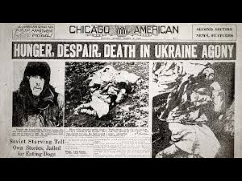 Harvest of Despair -- The 1933 Ukrainian Holodomor Famine Genocide [Full Documentary]