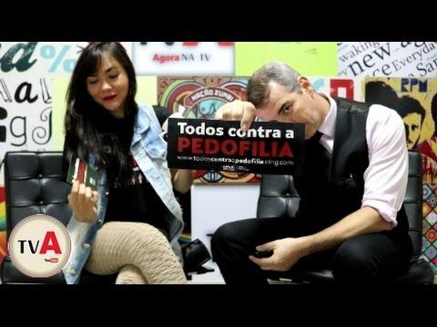 Todos Contra a Pedofilia / Caminhada dia 18/05