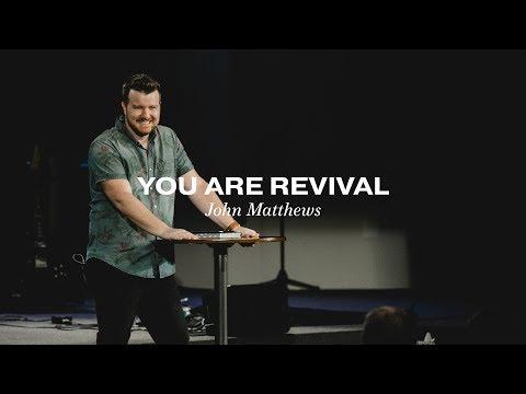 John Matthews || You Are Revival - The Gate Charlotte