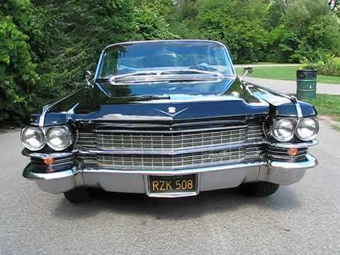 1963 Cadillac Convertible Walkaround
