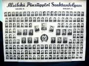 Alsófokú Pénzügyőri Szaktanfolyan 1949...