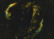 NGC 6992 m. fl.