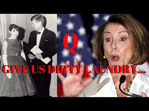 UNLOCKED: What Took Place In Nancy Pelosi's Closet...
