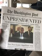 Fake WaPo Being Distributed