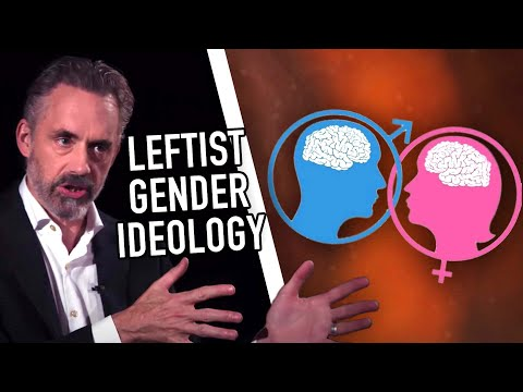 Jordan Peterson Debunks Leftist Gender Ideology in 8 Minutes