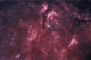 Gamma Cygni området
