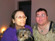 me and my mother debbie