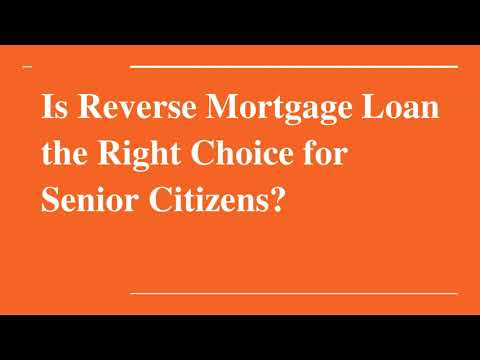 All About Reverse Mortgage