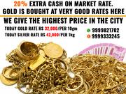 Scrap Gold Buyer in Delhi NCR