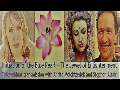 Initiation of the Blue Pearl Telewebinar Transmission