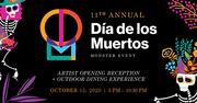 11th Annual Día de los Muertos & Monster Event