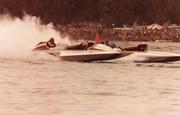 7-31-1983 Tri Cities Heat 1B Tempus, Kawaguchi Travel