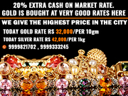 Trusted Gold Buyer in Delhi NCR