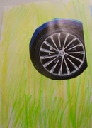 Wheels are Circles too -green2
