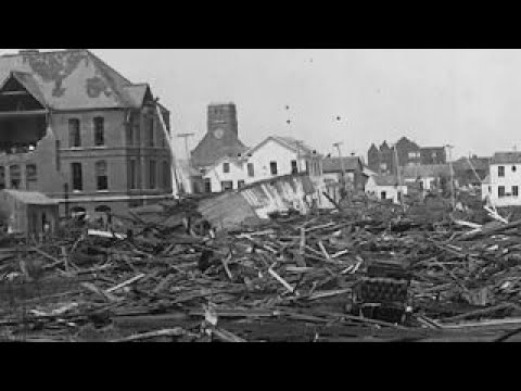 1900 Galveston Storm!
