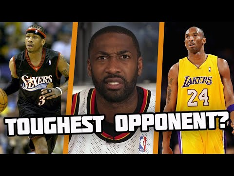 """I'd Rather Guard Kobe Than Allen Iverson"" Gilbert Arenas Explains Why A.I. Is His Toughest Opponent"
