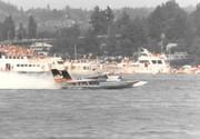 8-4-1985 Gold Cup Seattle  Miss Rock KISW-FM  2