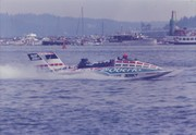 8-4-1985 Gold Cup Seattle  Oh Boy! Oberto  1