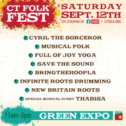 CT Folk virtual Green Expo
