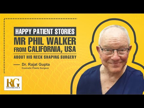 Happy Patient Stories | Necklift & Mini Facelift Surgery | Patient Experience |