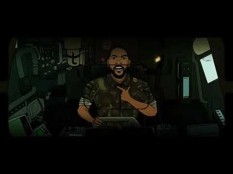 Renz Julian-Commando ft. Keak Da Sneak (Music Video)