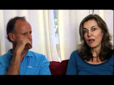 Our story; Alzheimers' and Coconut Oil: Ian Blair Hamilton and Cassie Bond