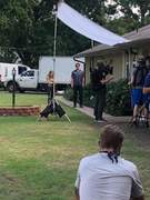 """First look of set movie """"ida red"""" filming in tulsa"""