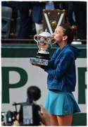 Simona Campeona - Rolland Garros 2018