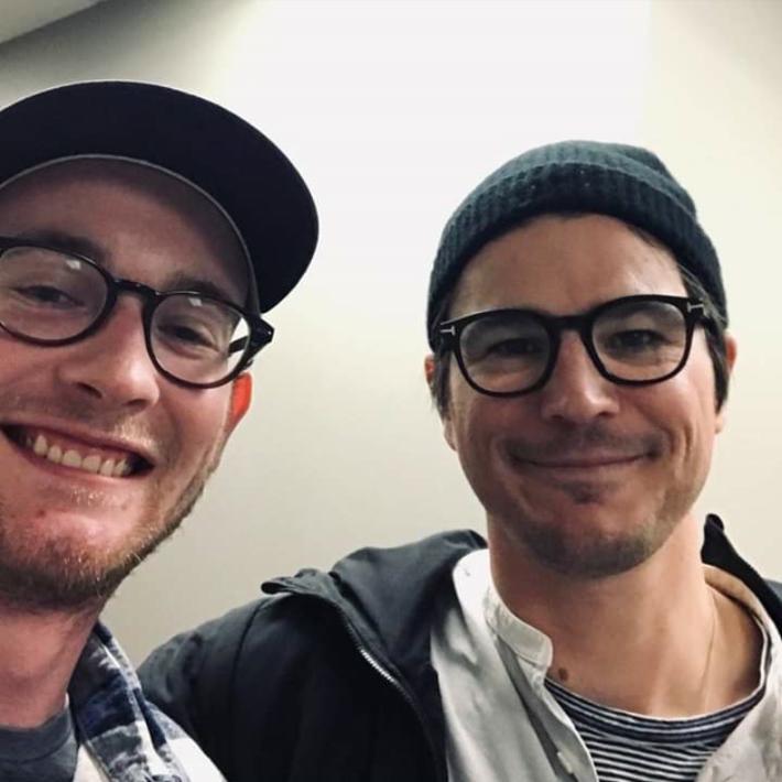 With josh hartnett in mpls january 2019