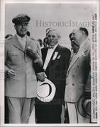 Gen. Douglas MacArthur in Houston