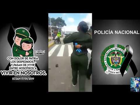 Atentado terrorista Escuela de Policía General Santander