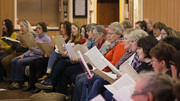 Somerset Chamber Choir Concert - Rachmaninov All-night Vigil (Vespers)