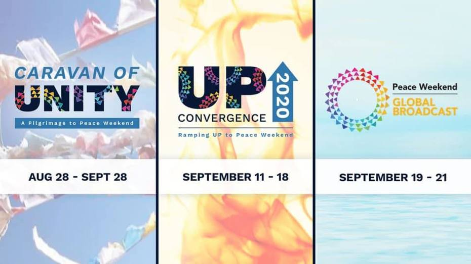 UP Convergence 2020, ramping up to Peace Weekend
