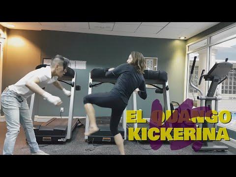 El Quango vs. Kickerina