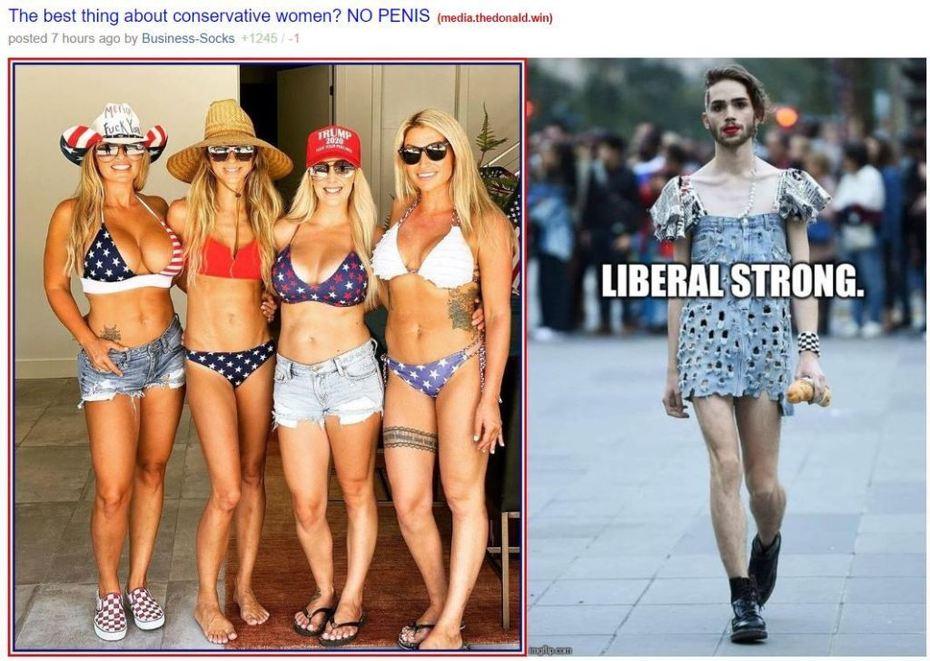 women-liberal-conservative