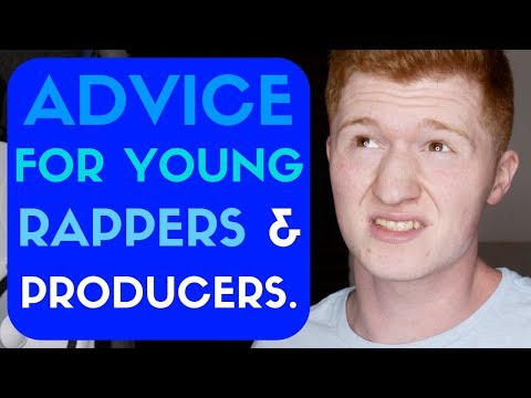 Advice For Young Rappers & Producers