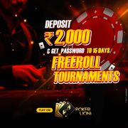 Play Your Favorite Online Poker Tournaments Free