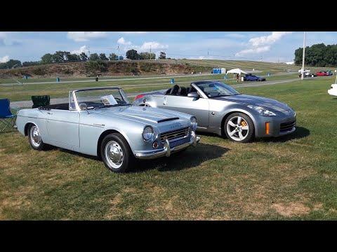 1966 Datsun 1600 Roadster At the 2020 Import & Performance Carlisle