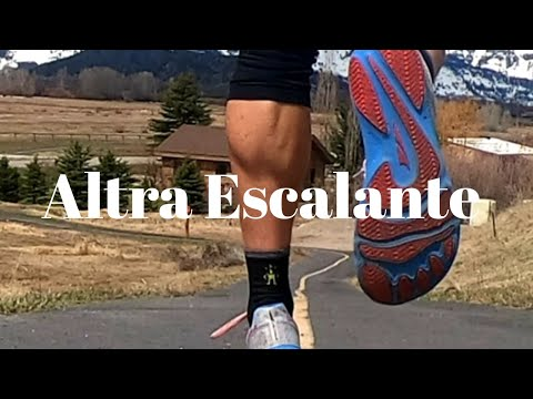 Altra Escalante: Why this is a GOOD shoe for YOU