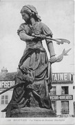 Ruth Giles-French Statue