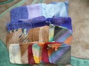 35 Assorted colour squares
