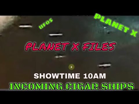PLANET X UFOS 1K SHIPS BESIDE MOON ' PLANET X .. GINA HILL SHOUT OUT