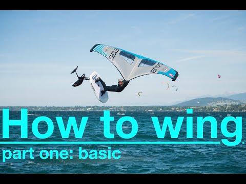 how to wing? part one basic!