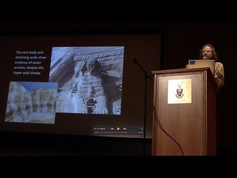 Dr. Robert Schoch Discusses Lost Civilizations, Atlantis And The Age Of The Sphinx