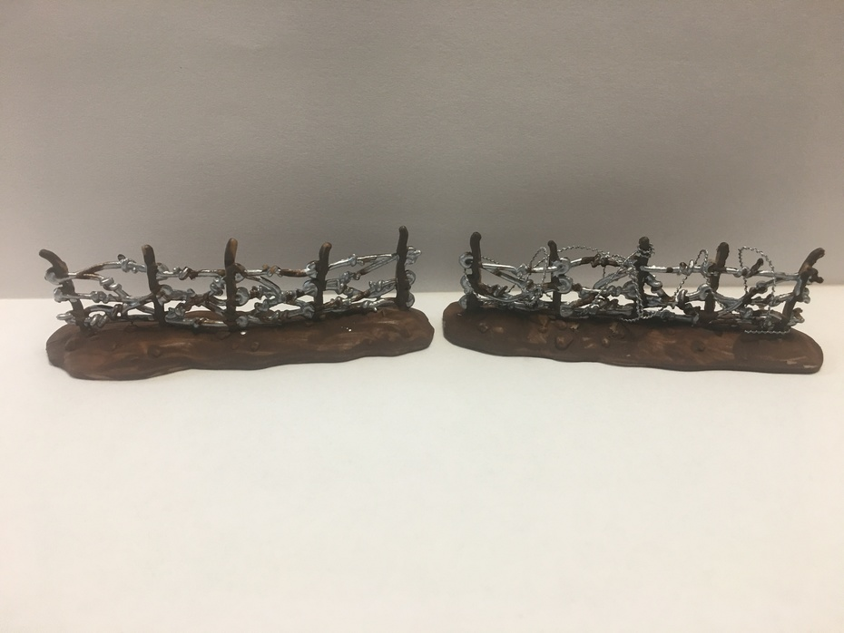 Barbed Wire Comparison