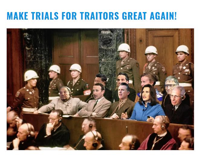 Trials Traitors