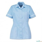 light blue collared shirt manufacturer