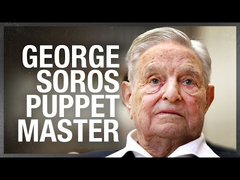 """This is not a conspiracy theory"":George Soros EXPLAINED 