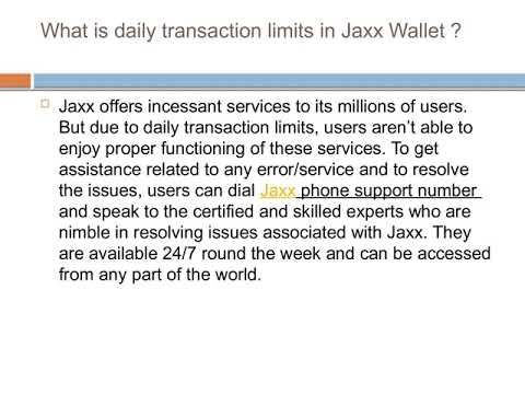 Jaxx Support Number【1-800-665-6722】Customer Support Phone Number |
